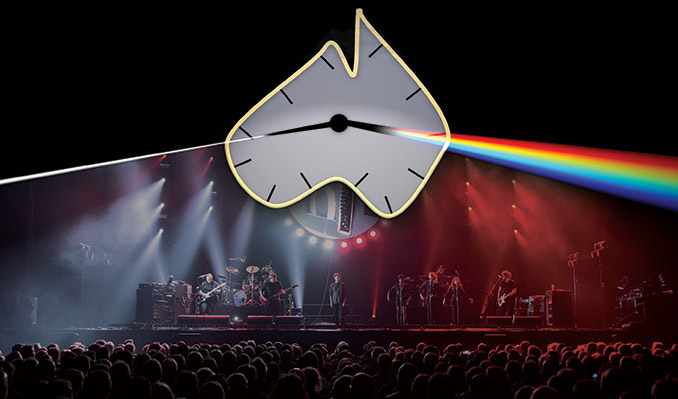 The Australian Pink Floyd Show - Time 2018